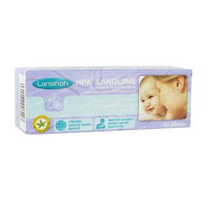 Lansinoh HPA Lanolin Cream Tube 40 ml cream