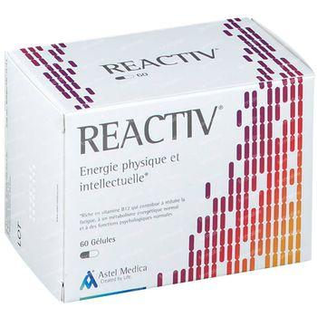 Reactiv 400mg 60 capsules