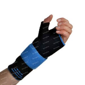 Bota Ortho Hand Strap 501 Black M2 1 pezzo