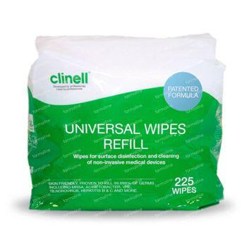 Clinell Universaltücher Nachfüllung Eimer CWBUC225R 225 st