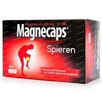 Magnecaps Spieren Magnesium 450mg & Vit B6 84  capsules
