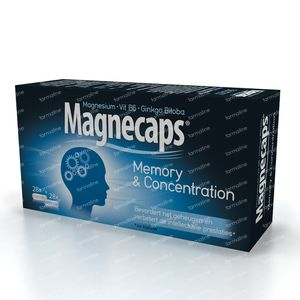 Magnecaps Memory & Concentration 56 capsules