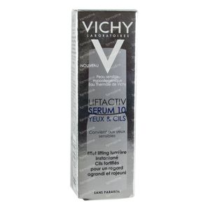 Vichy Liftactiv Serum 10 Yeux & Cils 15 ml