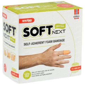 Covarmed Softsnogg 6cm x 5m Skin Color 1 item
