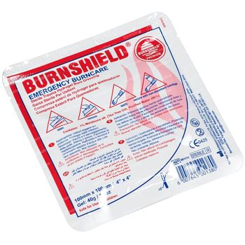 Covarmed Burnshield 10x10 cm 1 st