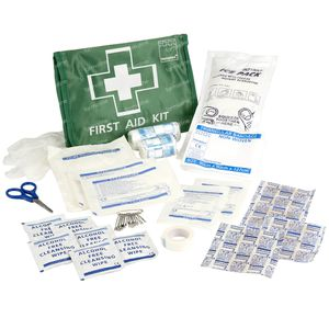 Covarmed First Aid Kit 40-Piece Filled 1 item
