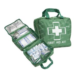 Covarmed First Aid Kit 70-Piece Filled 1 item