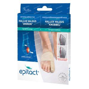 Epitact Hallux Valgus Orthese Correct Medium 1 stuk
