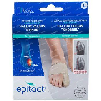 Epitact Hallux Valgus Orthese Correct Large 1 stuk