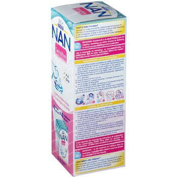 Nestlé NAN Sensitive 4x26,20 g