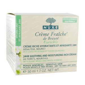 Nuxe Crème Fraîche De Béaute Droge Huid 50 ml