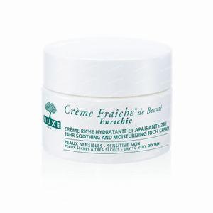 Nuxe Crème Fraîche De Béaute Enrichie 50 ml