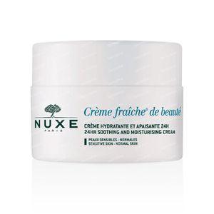 Nuxe Crème Fraîche De Béaute 24h Verzachtende En Hydraterende Crème 50 ml