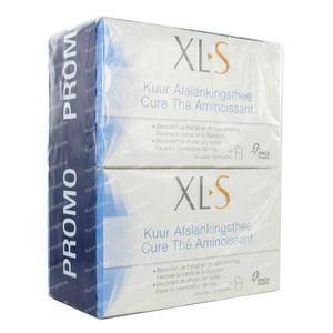 XLS Cure Thé Amincissant Duopack 40 St Sachets
