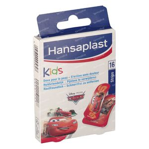 Hansaplast Kids Cars 16 St