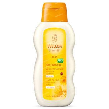 Weleda Baby Calendula Verzorgende Olie Parfumvrij 200 ml
