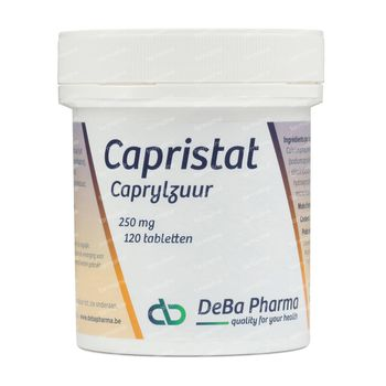 Deba Capristat 120 tabletten