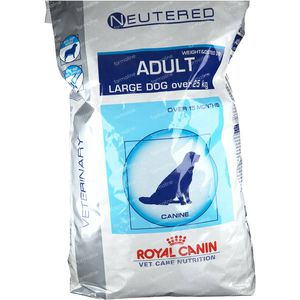 Royal Canin Chien VCN Weight & Osteo Neutered Adult 12 kg