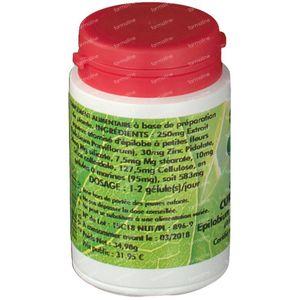 Curapilobe 583mg 60 capsules