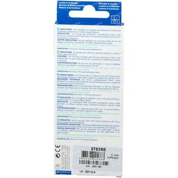 Epitact Protection Hallux Valgus Pansements 2 pièces