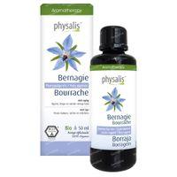 Physalis Bourrache Huile Végétale Bio 50 ml