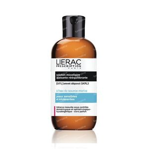 Lierac Prescription Verzachtende Micellaire Oplossing 200 ml