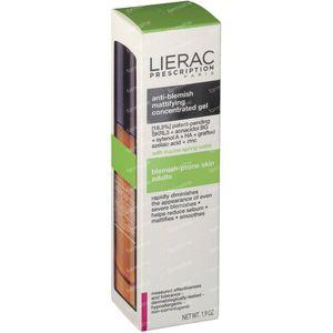 Lierac Prescription Gel Concentré Matifiant Anti-Imperfections 40 ml