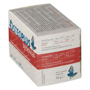 Osteoplus Synovial 60 St Capsule
