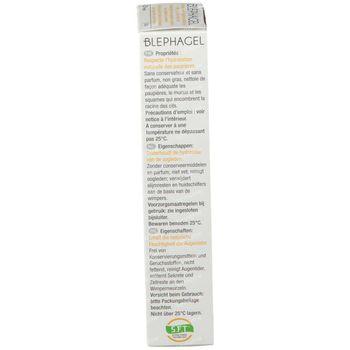 Blephagel Soin Paupière Cils 30 g gel