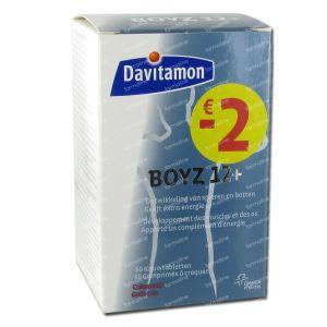 Davitamon Boyz 12+ 60 comprimidos