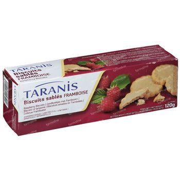 Taranis Sablés Framboise 120 g