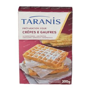 Taranis Mix Pannekoeken/Wafels 300 g