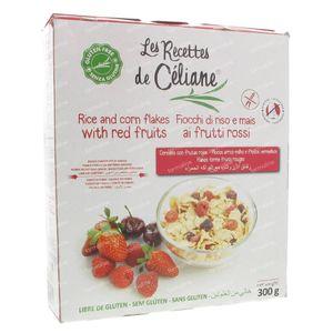 Celiane Red Fruits 300 g
