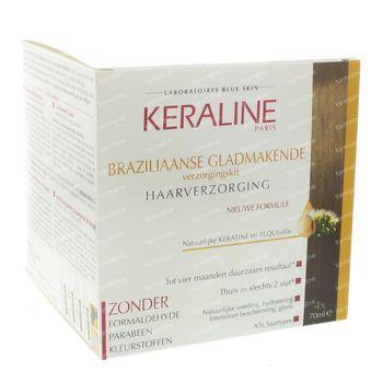 Keraline Soins Kit Brazil Lubrifiant 280 ml