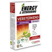 Ortis Energie & Ausdauer 36  tabletten