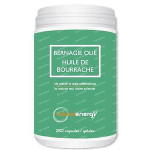 Natural Energy Bernagie Olie 90 capsules