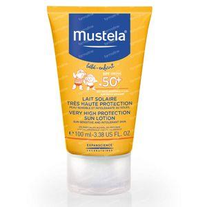 Mustela Bebè Latte Solare SPF50+ 100 ml