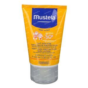 Mustela Baby Zonnemelk SPF50+ 100 ml