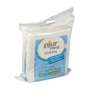Pjur Med Clean Fleece 25 pieces