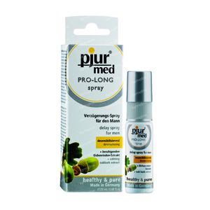 Pjur Med Pro-Long Glijmiddel 20 ml spray