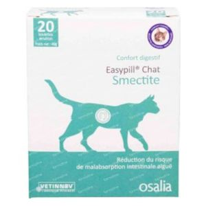 Easypill Smectite Pate Chat 40 g