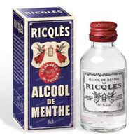 Ricqles Münze Alkohol 50 ml