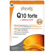 Physalis Q10 Forte 30  kapseln