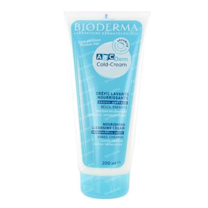 Bioderma ABC Derm Cold Cream Washcream 200 ml