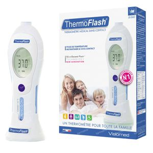 Visiomed ThermoFlash LX360 Thermometer Zonder Contact 1 stuk