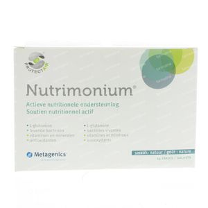 Nutrimonium natuur 14 zakjes