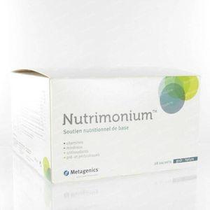 Nutrimonium natuur 28 St Zakjes
