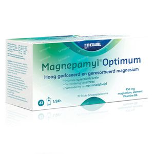 Magnepamyl Optimum 450Mg 20 St Stick