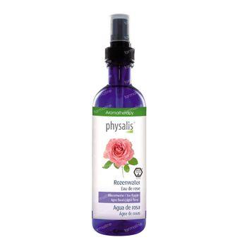 Physalis l'Eau de Fleur Rose Bio 200 ml