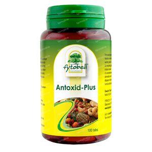 Fytobell Antoxid-Plus 100 tabletten